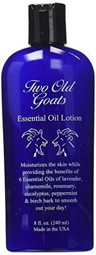 Two Old Goats Essential Lotion For Your Toughest Aches And Pains, 8 Oz., Pack Of 2
