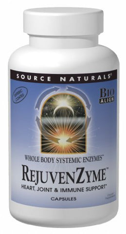 Source Naturals Rejuvenzyme