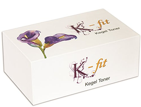 K-fit Kegel Toner - Electric Pelvic Muscle Exerciser for Automatic Kegels for Women