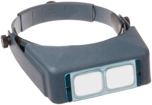 Donegan DA-10 OptiVISOR Headband Magnifier, without Lensplate