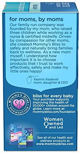 Mommy's Bliss   Probiotic Drops Everyday   0.34 Fl Oz Bottle