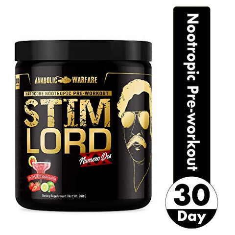 Stim Lord Numero Dos by Anabolic warfare - Strawberry Margarita
