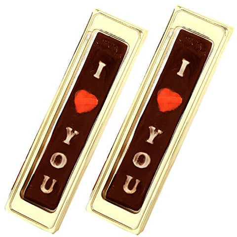 Valentine Gifts- I love You Standing Bars