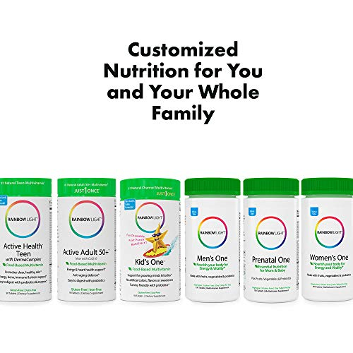 Men's Multivitamin Certified Organics  Antioxidants & Probiotics, Supports Energy, Liver Health, And