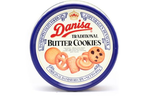 Butter Cookies - 16oz (Pack of 3)