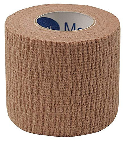 Medique Self-Adherent Wrap, 5 yd, 2 In W - 60901, (Pack of 5)