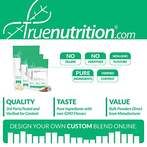 True Nutrition Pea Protein Isolate Non-GMO | 3rd Party Tested | French Vanilla 5 lbs.