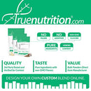 Image of True Nutrition Pea Protein Isolate Non-GMO | 3rd Party Tested | French Vanilla 5 lbs.