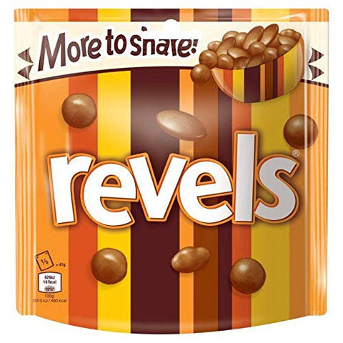 Revels Large Pouch - 173g (0.38 lbs)