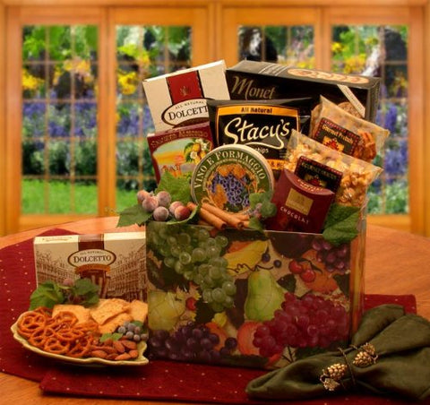 Oh, So Delicious! Gourmet Snack Gift Box