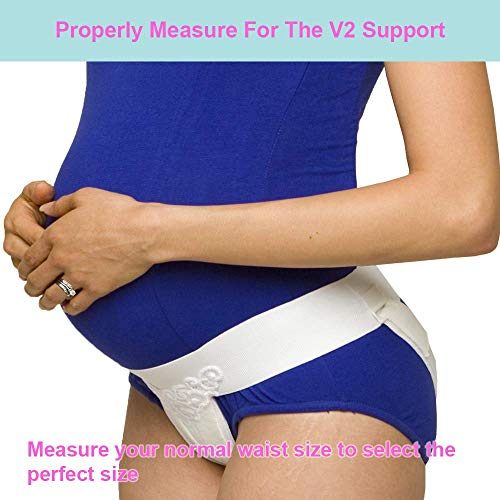 "It's You Babe V2 Supporter, Large (45"" - 54"" Below Belly Hip Measurement)"