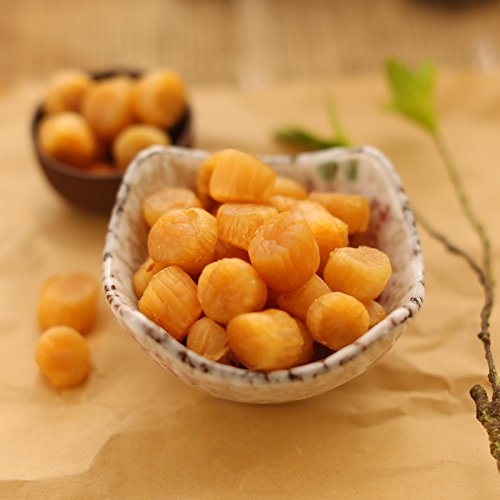 Dried Qingdao Small Scallops (2LB.)