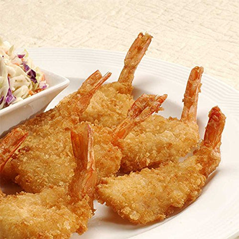 Mariner Jack 26/30 Buffet Butterfly Shrimp, 3 Pound -- 4 per case.