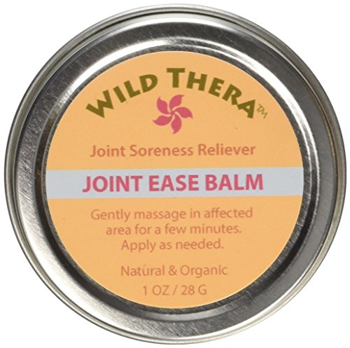 Wild Thera Natural Joint Pain Relief with Herbs & Essential Oils. For Arthritis Knee Pain, SI Joint Pain, Back Pain, Gout Pain, Bursitis, Tennis Elbow, Carpal Tunnel, Shingles Pain & Neuropathic pain.