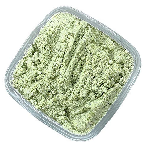 Ultimate Baker Natural Non-Melting Green Donut Sugar, Green Snow Sugar and Green Coating Sugar for Donuts and Icing (1lb Bag)