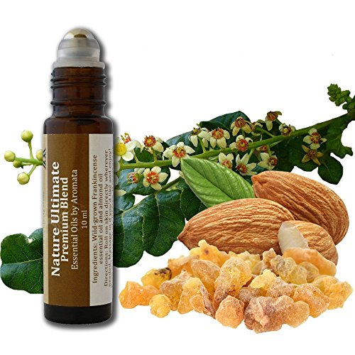 Frankincense Essential Oil Blend   Natures Ultimate Roll On Magic Elixir Of Health. Therapeutic & Ar
