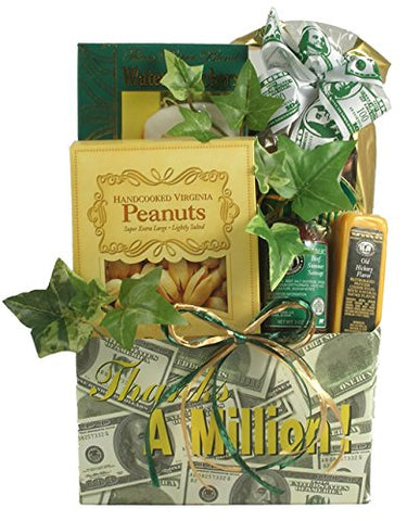 A Million Thanks - A Thank You Gift Basket