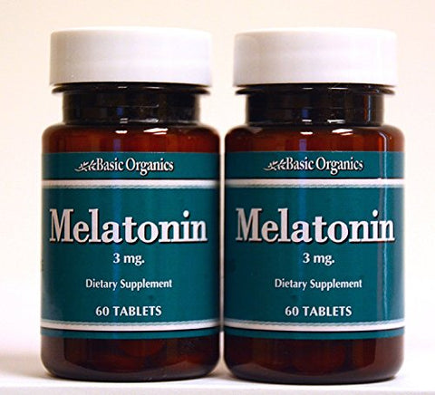 MELATONIN TB 3MG 60