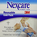 Image of Nexcare Reusable Cold Pack, 1Count Boxes (pack Of 4)