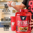Image of BSN SYNTHA-6 Whey Protein Powder, Micellar Casein, Milk Protein Isolate Powder, Vanilla Ice Cream, 48 Servings (Package May Vary)