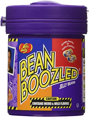 Jelly Belly Bean Boozled Set - Dispenser and 4 Refills