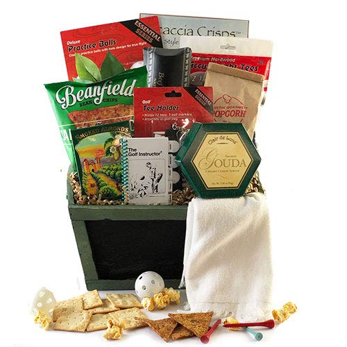 The Masters Golf Gift Basket