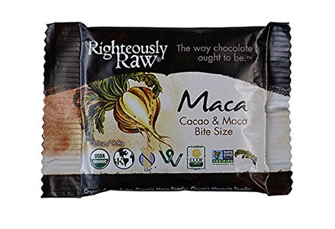 Righteously Raw Maca Bites (32 Units)