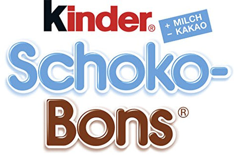 Ferrero Kinder Schoko Bons 300g (Pack of 4)