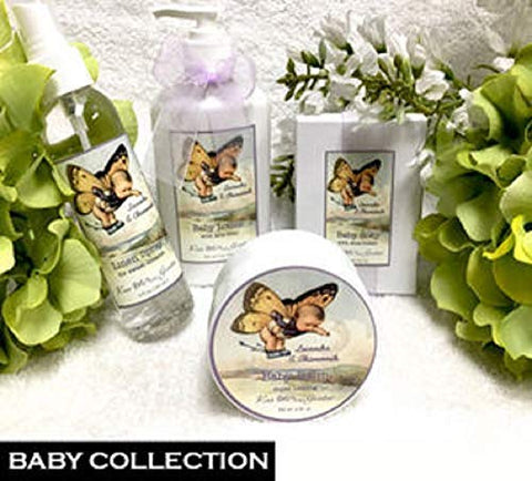 Kiss Me in The Garden - Baby Bath Collection - Baby Lotion - 8 FL OZ Pump - Item# Kiss00011