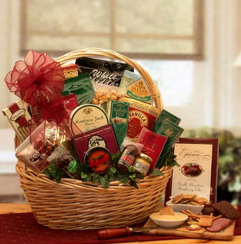 The Amazing Snack Gift Basket -Md