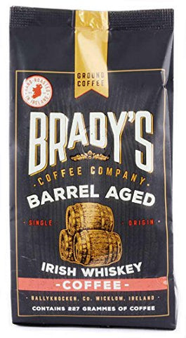Brady's Barrel Aged Irish Whiskey Coffee, 227G