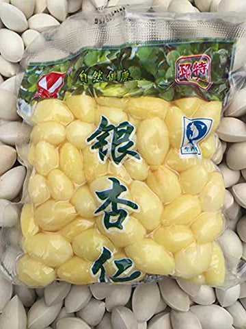 4 Pound (1816 grams) Vacuum packaged gingko fruit Grade A from China ()