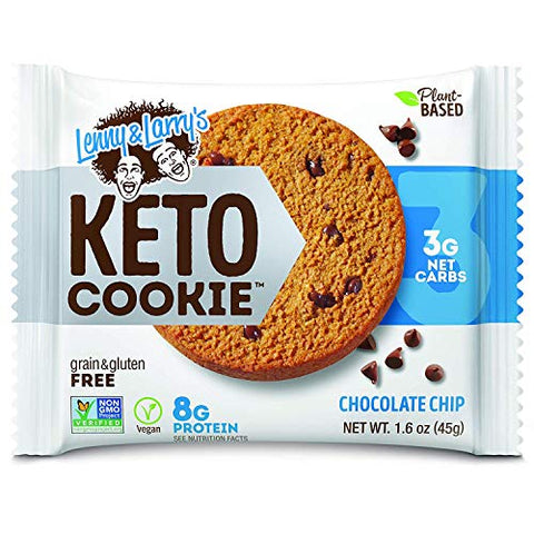 Lenny & Larry's Keto Cookie Variety Pack