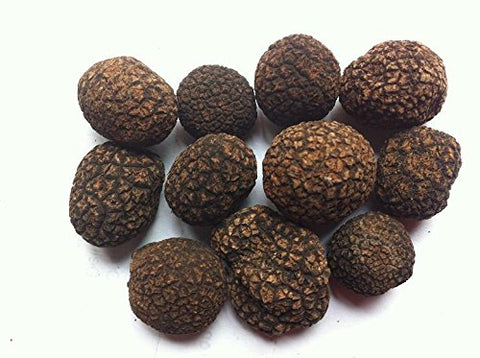 Black Whole Truffle in Jar Dried 290 Gram