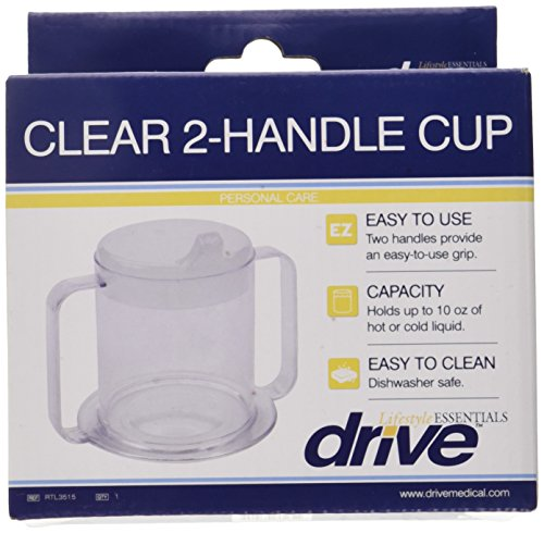 Drive Medical Lifestyle Handle Cup