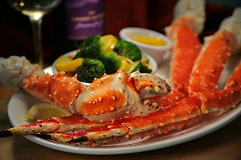 Alaskan Seafood Chill & Grill Combo