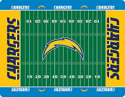 NFL Los Angeles Chargers Icon 3-Piece Cheese Set