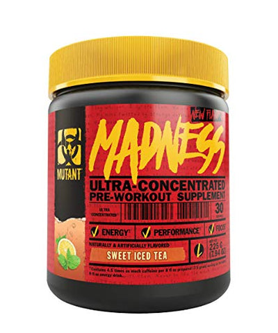 Mutant Madness â?? Redefines The Pre Workout Experience And Takes It To A Whole New Extreme Level â?