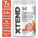 Image of Xtend Original Bcaa Powder Italian Blood Orange | Sugar Free Post Workout Muscle Recovery Drink With