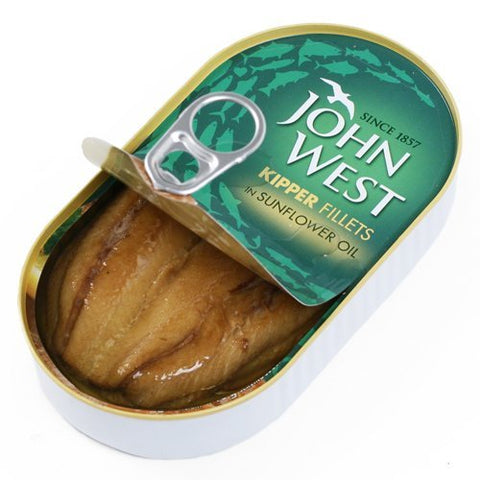 John West Kippers in Oil (160 gram)