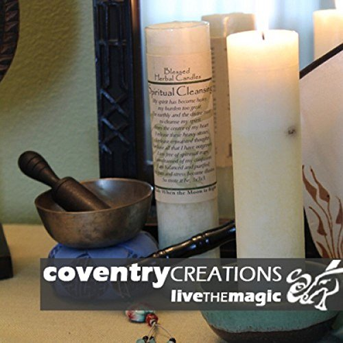 Blessed Herbal - Spiritual Cleansing Candle