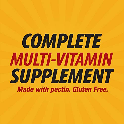 Nature's Way Alive!â® Adult Premium Gummy Multivitamin, Fruit And Veggie Blend (150mg Per Serving),