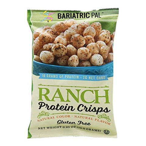 BariatricPal Protein Crisps - Ranch (7-pack)