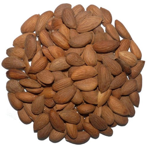 Bitter Almonds Raw Natural (Kernels) 430g Bag (15oz)