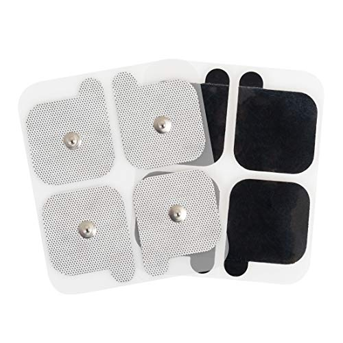 AccuRelief TENS Unit Pain Relief System - Muscle Stimulator For Pain Relief From Back Pain, Neck Pain, And Other Body Pains - Clinical Strength OTC Approved