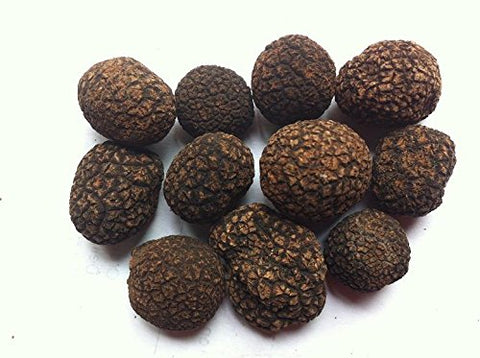 Black Whole Truffle in Jar Dried 300 Gram