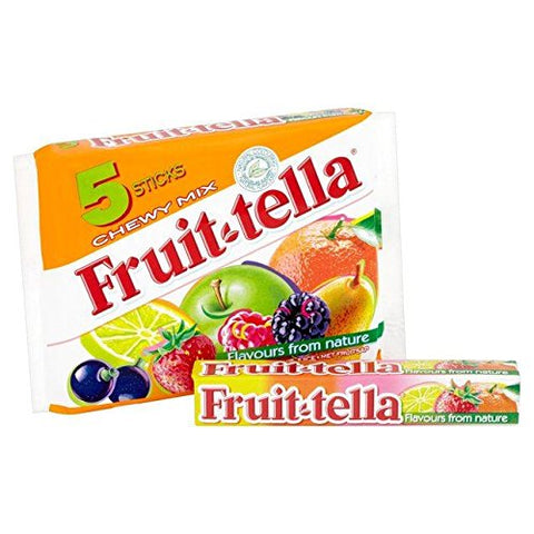 Fruittella Chewy Mix - 5 x 41g