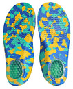 Image of Camo Comfort Childrens Insoles For Kids With Flat Feet Who Need Arch Support By Kid Sole (Toddler Siz