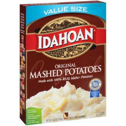Mashed Potatoes (Pack of 4)