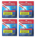 Image of Wound Seal Powder 4 Each (Pack Of 4)   Wound Care First Aid For Cuts, Scrapes And Abrasions   Stops B